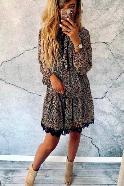 Sukienka Kiara Gepard