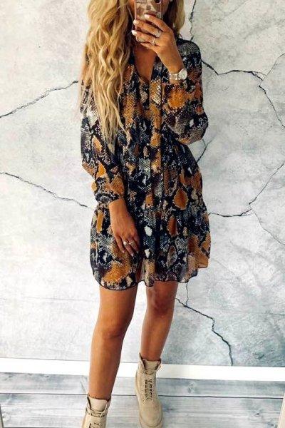 Sukienka Vanessa Camel