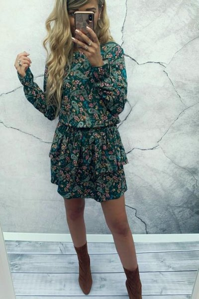 Sukienka Elena Green