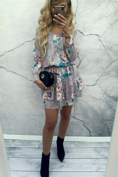Sukienka Elena Violet