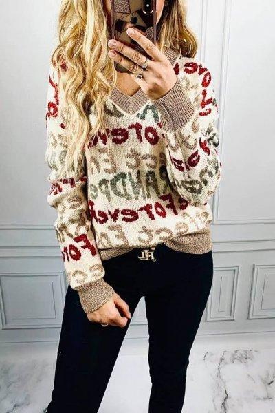 Sweterek ToGo Beige