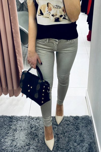 Spodnie Magnum Beige