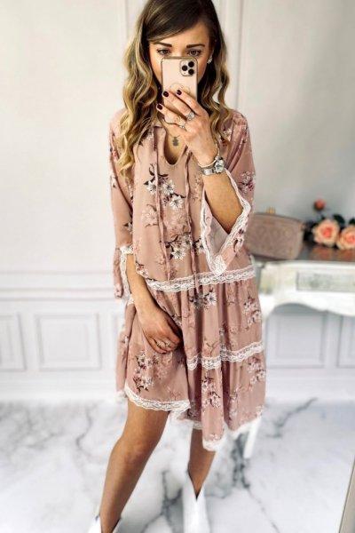 Sukienka Luise Pink