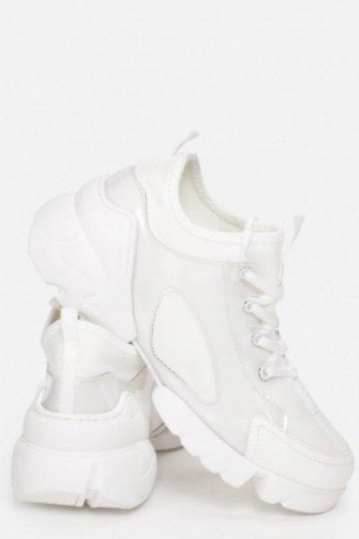 Sneakersy na wzór Dior