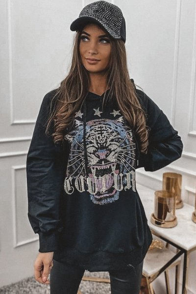 Bluza Tiger Black
