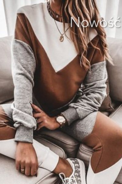 Komplet 3Colors Grey