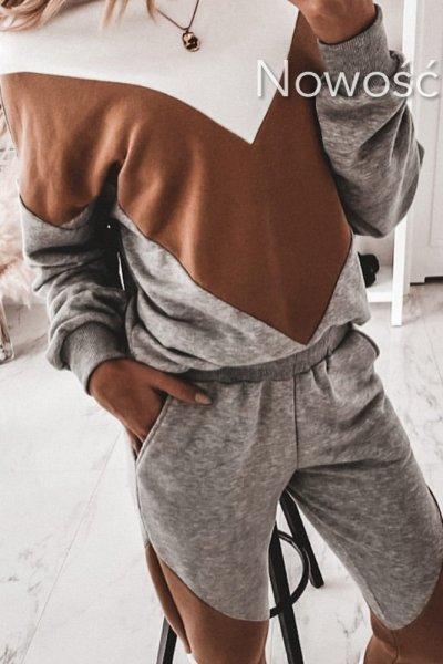 Komplet 3Colors Grey 2