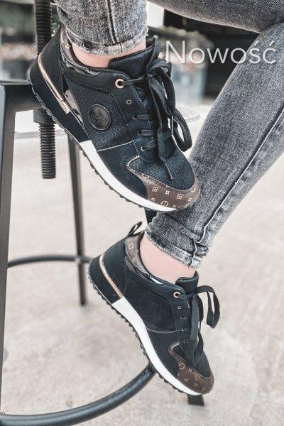 Adidasy LUIS Black